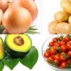Những loại rau quả không nên bỏ tủ lạnh