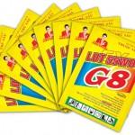 G8 là một loại phân bón hóa học