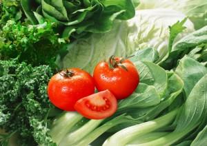 rau hữu cơ