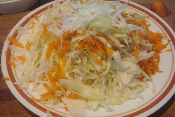 nemchay2 Cách làm nem chay cho bữa ăn trong Rằm tháng 7